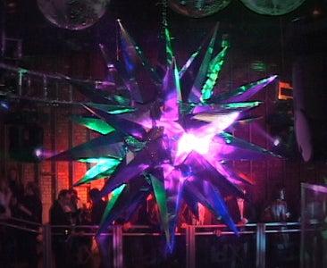 Multi-Rotational Mirrored Starburst