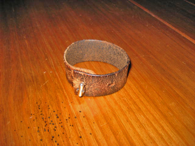 Picture of Easy Leather Bracelet