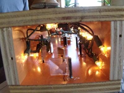 Laser Pointer Amplifier