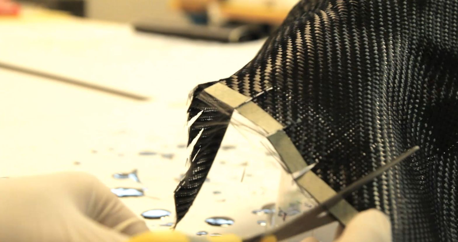 Picture of Step 5: Add the Carbonfiber