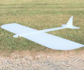 Design and Build a Glider Using Fusion 360