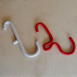 Make Your Own Ikea SKADIS Hooks