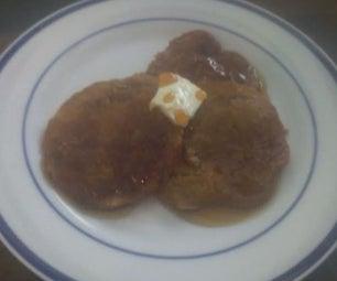 Deluxe Pumpkin Pancakes