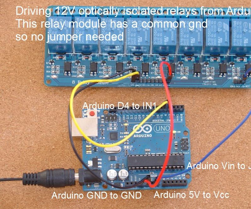 Home Automation - How to Add Relays to Arduino: 9 Steps