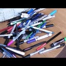 5 Ways to Reuse Old Writing Utensils