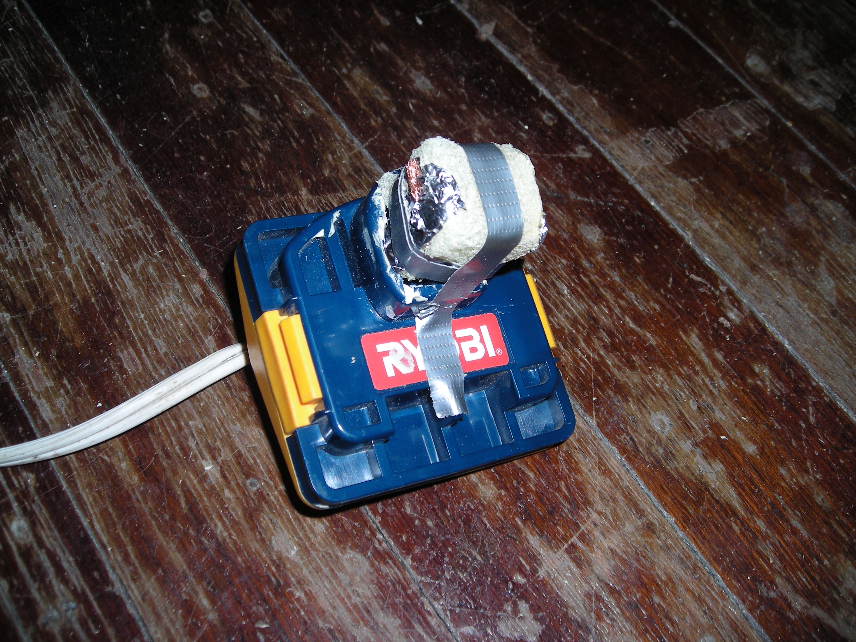 Picture of How to Make a Cordless Tool Corded