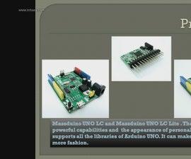 The more powerful Arduino-UNO,Massduino-UNO