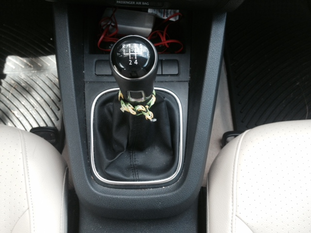 Picture of Accelerating and Changing Gears.