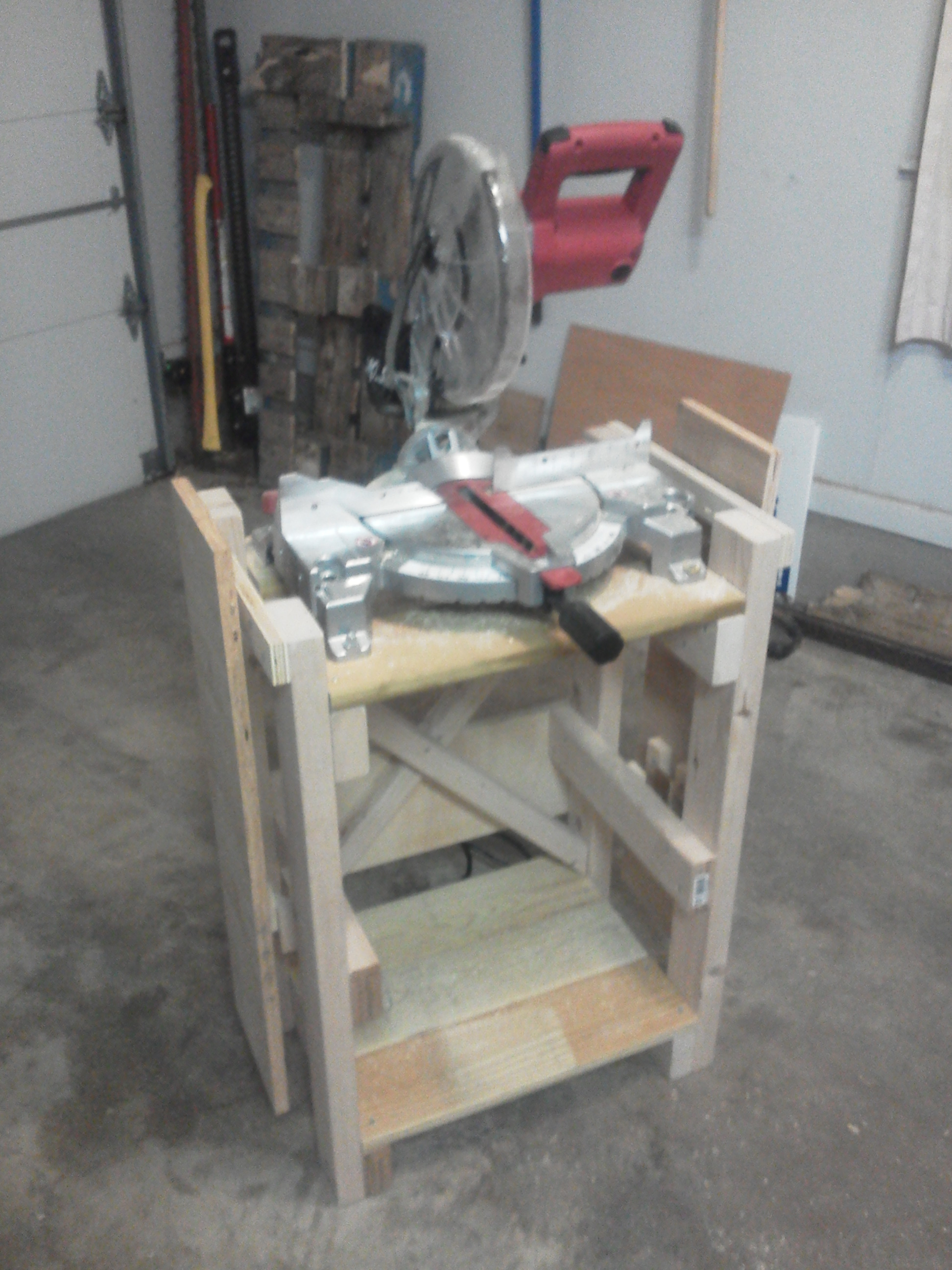 Picture of Miter Saw Stand