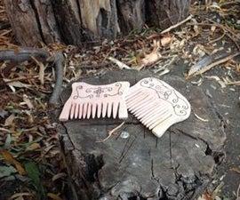 Making a Viking Comb