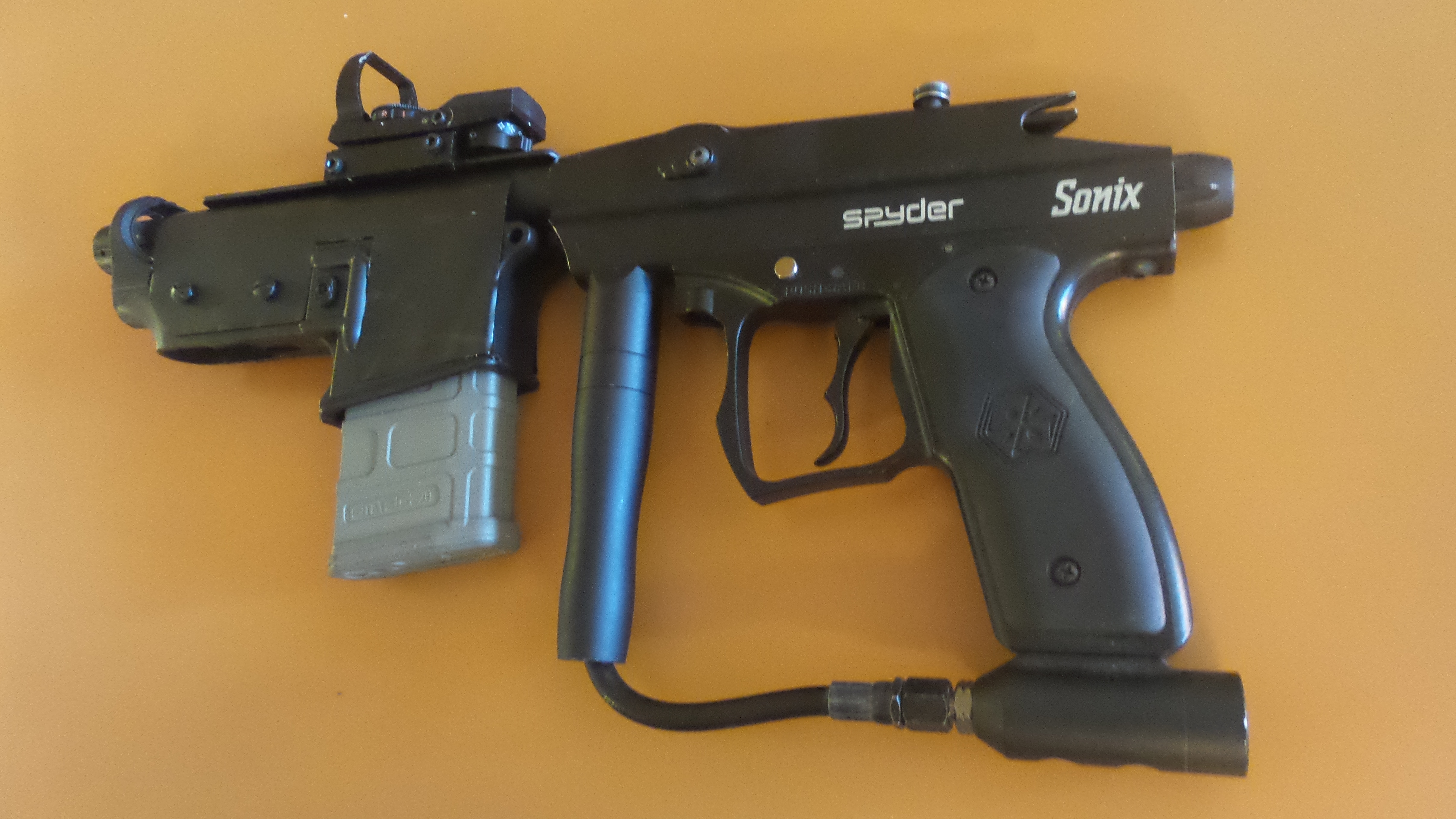 Picture of Full Auto Airsoft Hpa Hi-power