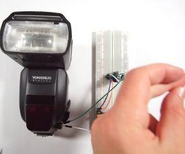 Sound Activated Camera Flash