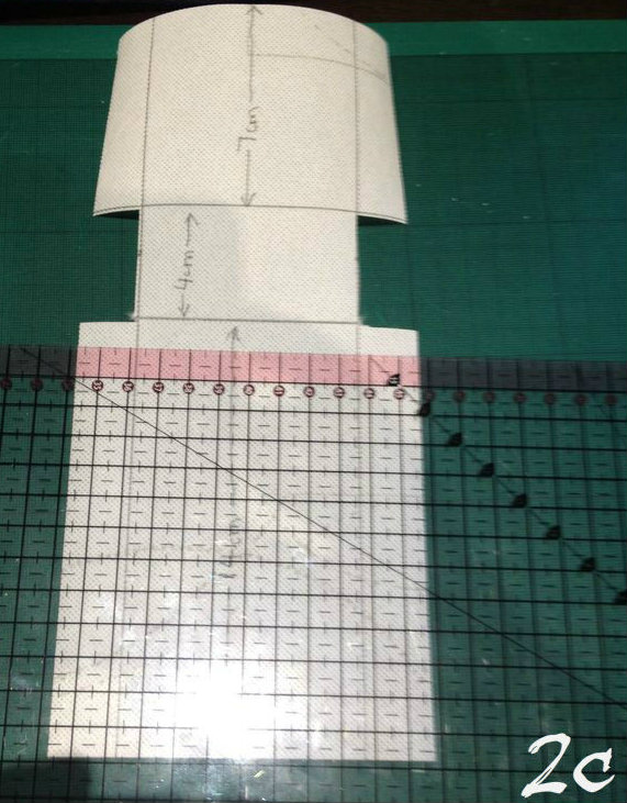 Picture of Preparing the Interfacing