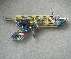 knex double barreled shotgun