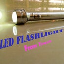 ' LED FLASHLIGHT ' From Trash