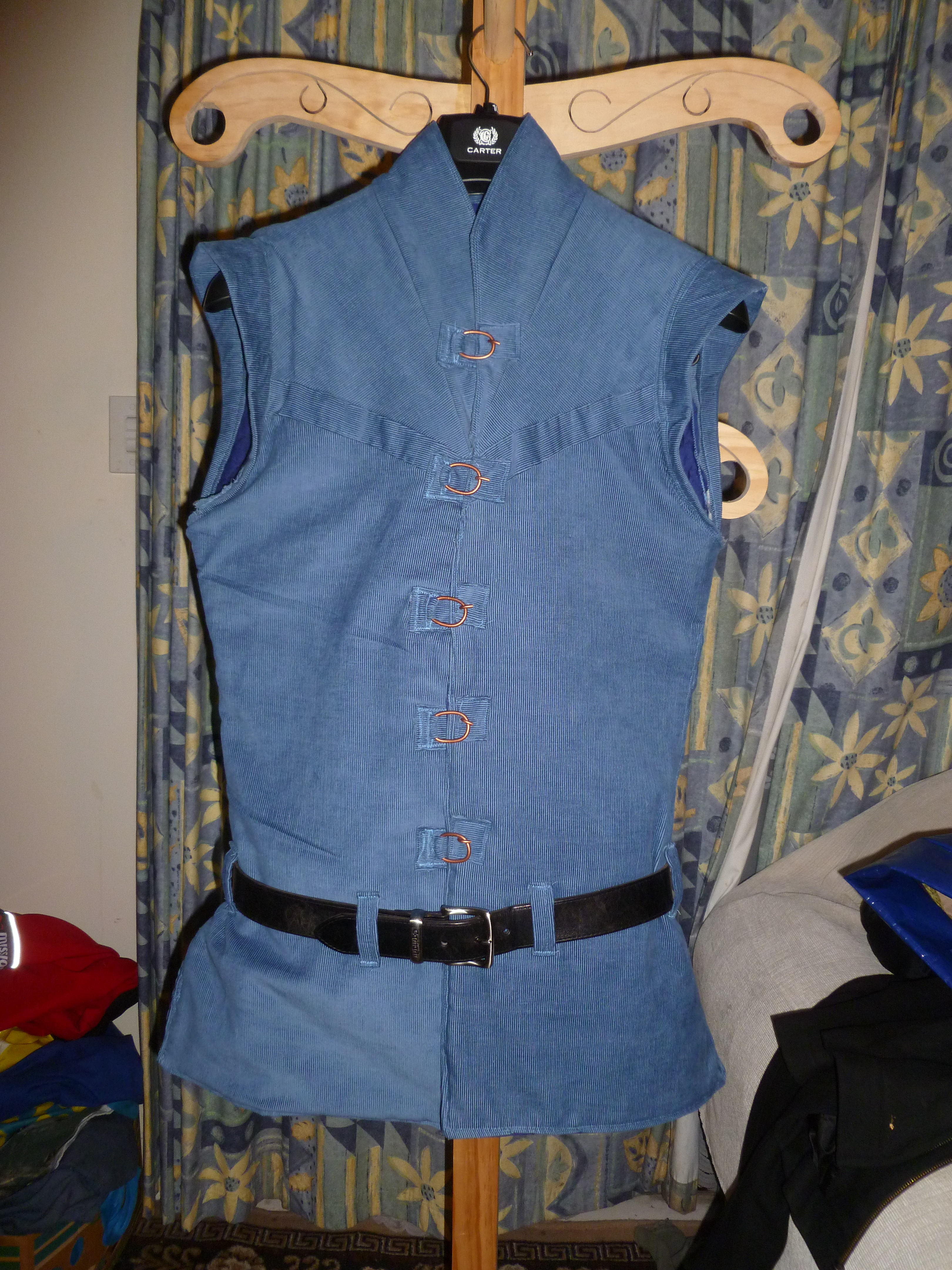 Picture of Flynn Rider Vest From Tangled