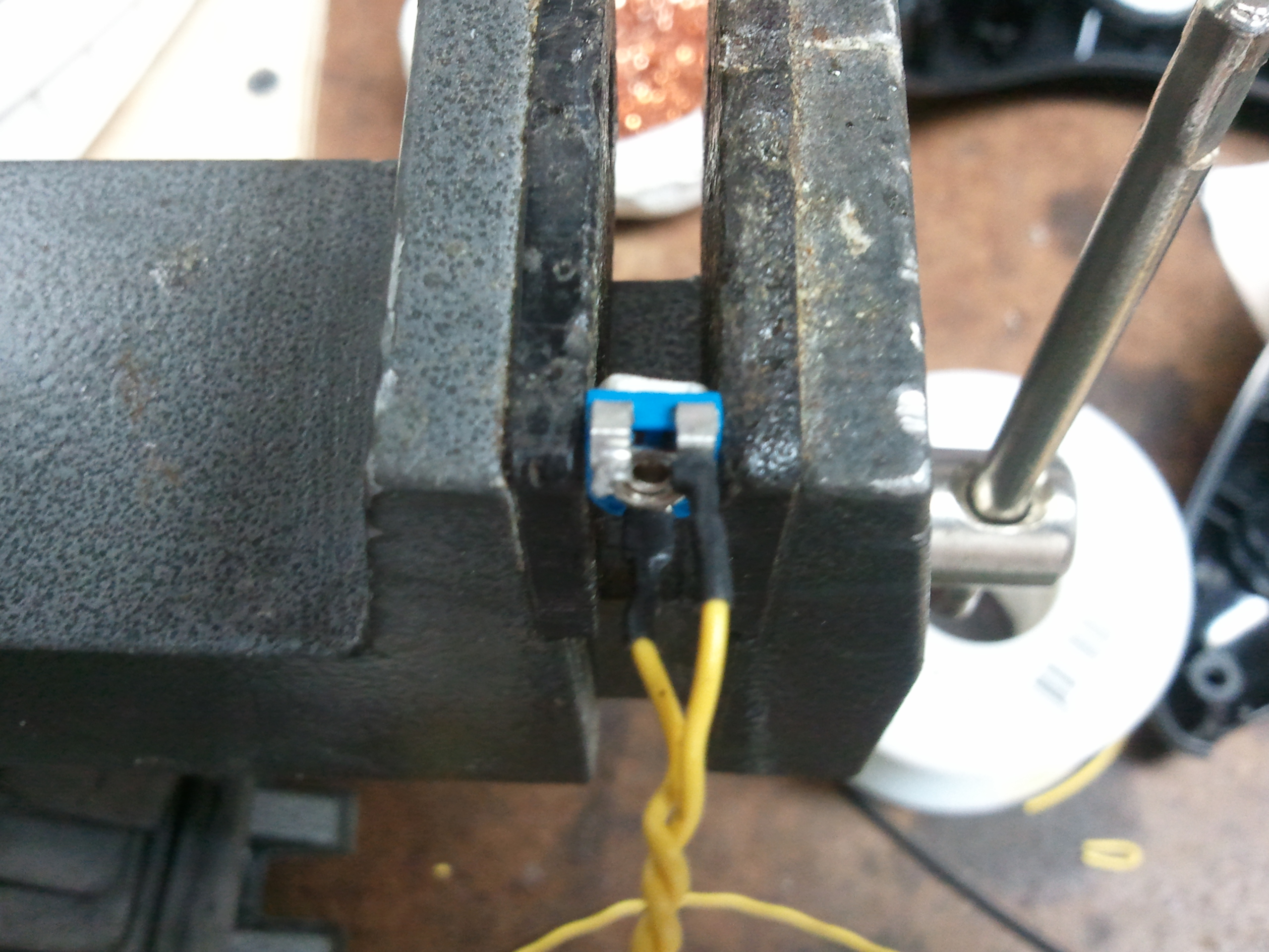 Picture of Variable Resistor and Power