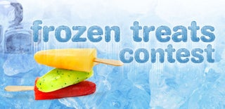 Frozen Treats Contest