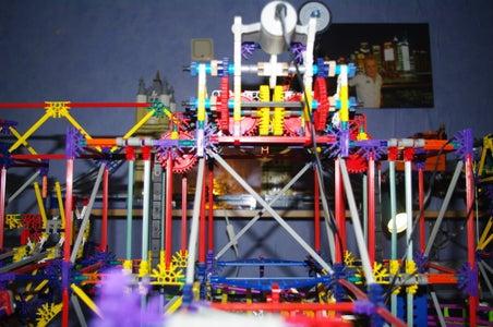 K'nex Ball Machine Intertwined