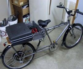Electric Long Bike