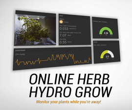 Online Herb Hydro Grow