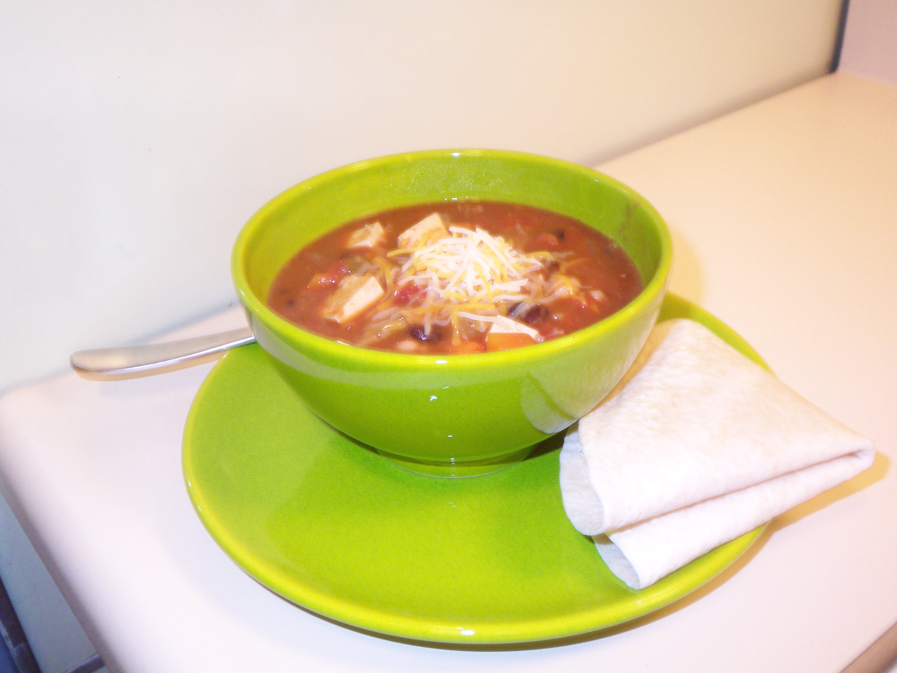 Picture of Vegetarian Chili