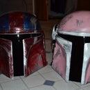 Star Wars Helmets as Holiday gifts! (Custom Mandolorian Helmets)