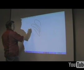 Low-Cost Multi-touch Whiteboard using the Wii Remote