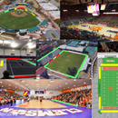 College Sports Photography - Where you can go, settings, and tips