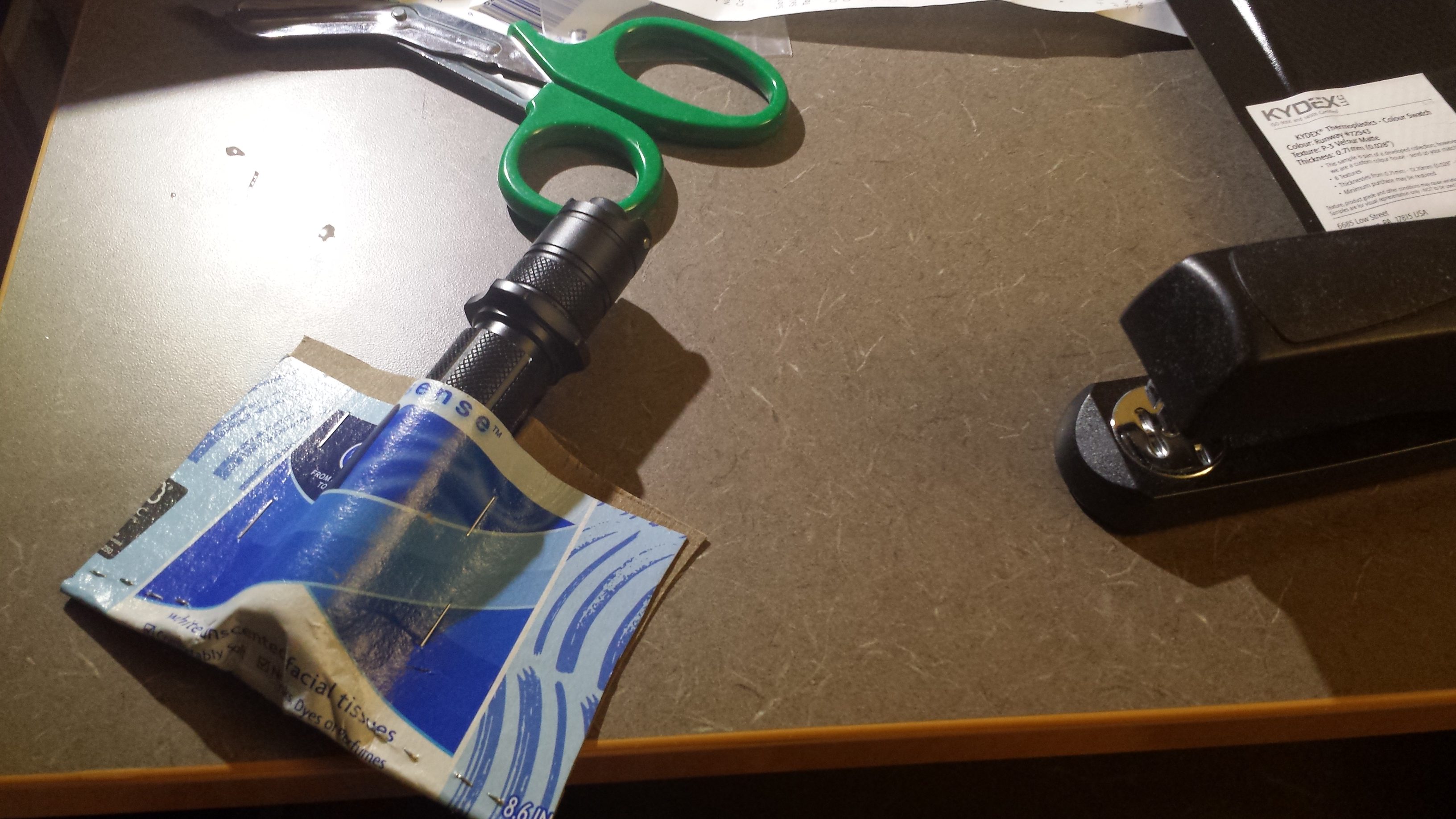 Picture of Creating Prototype Holsters