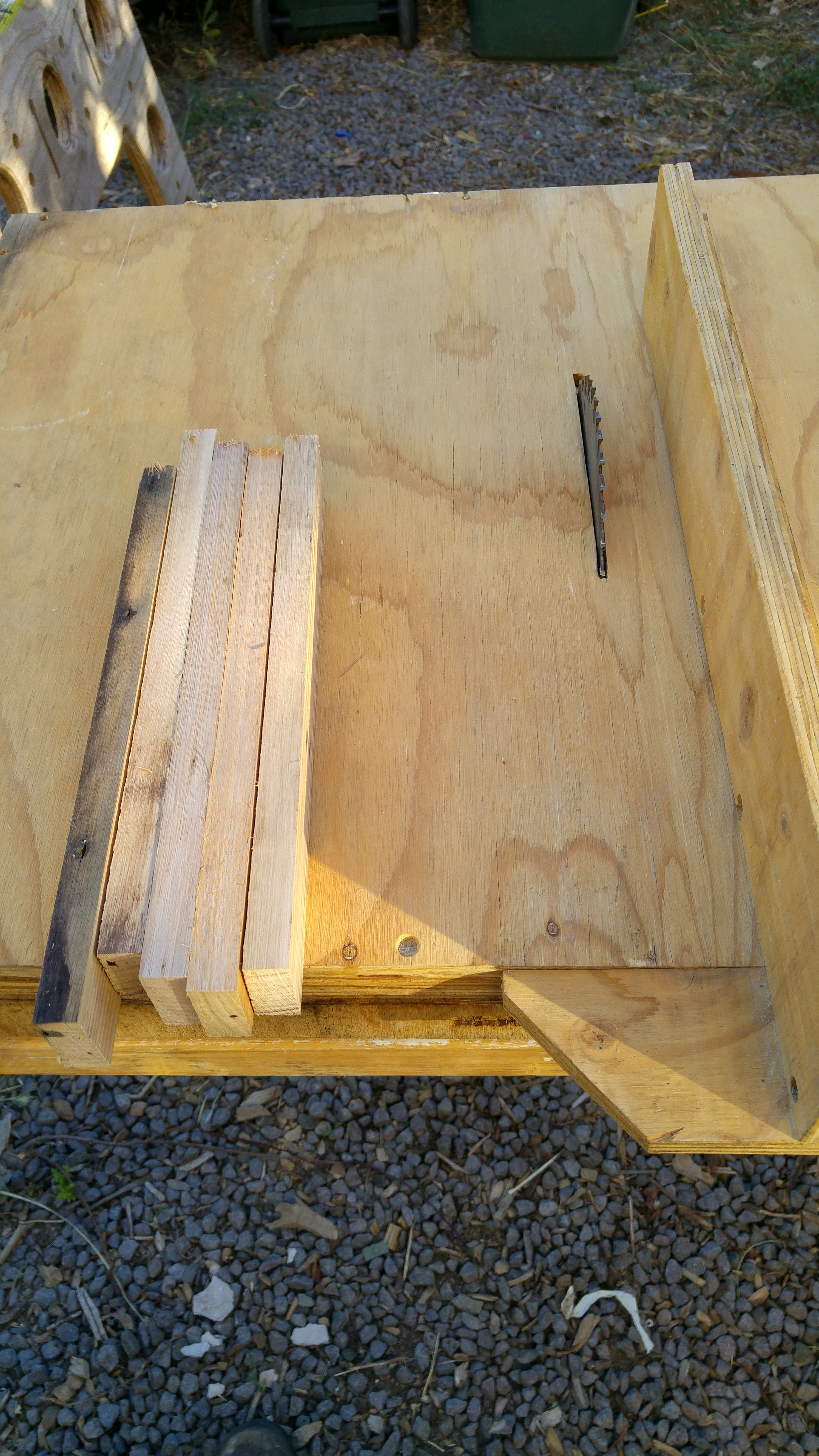 Picture of Cut Timber for Frame