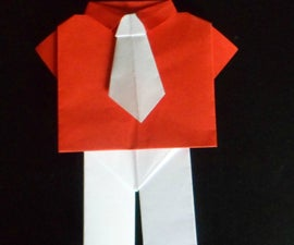 Paper Shirt and Pant