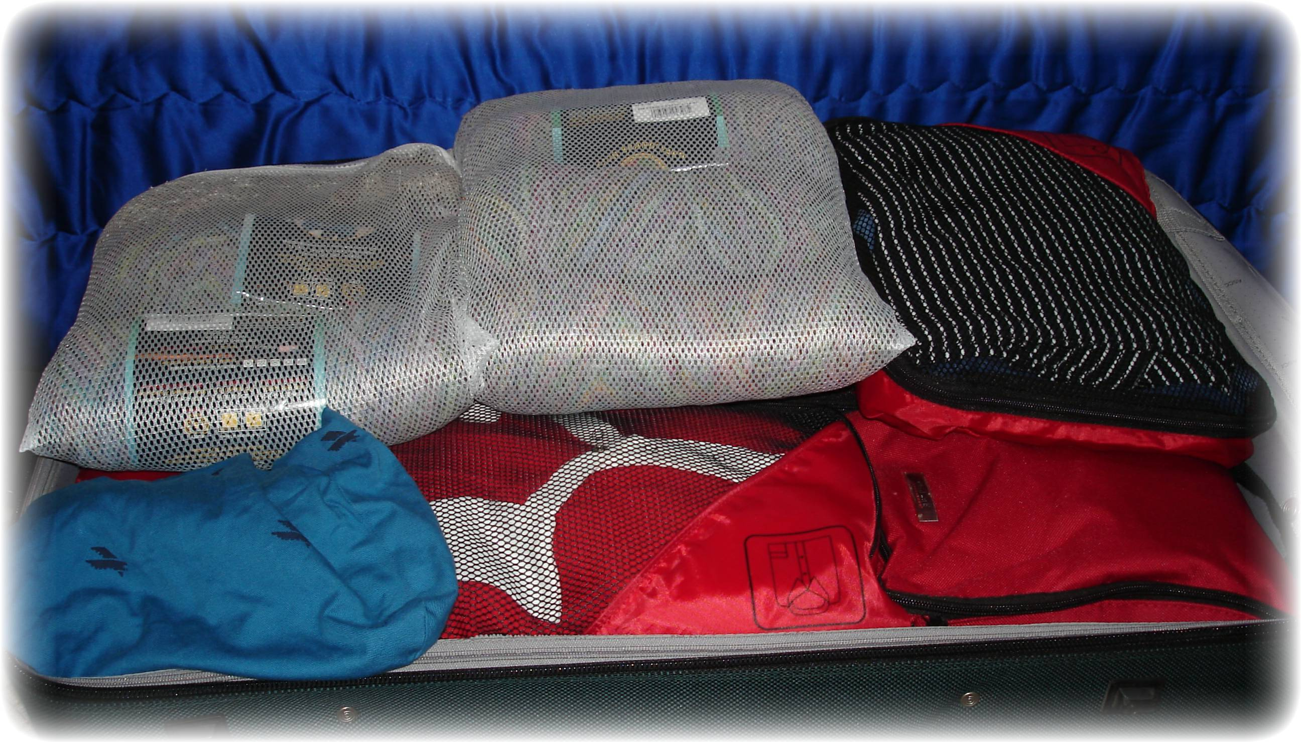 Picture of Now You Have Bagged Everything - Make It Fit!