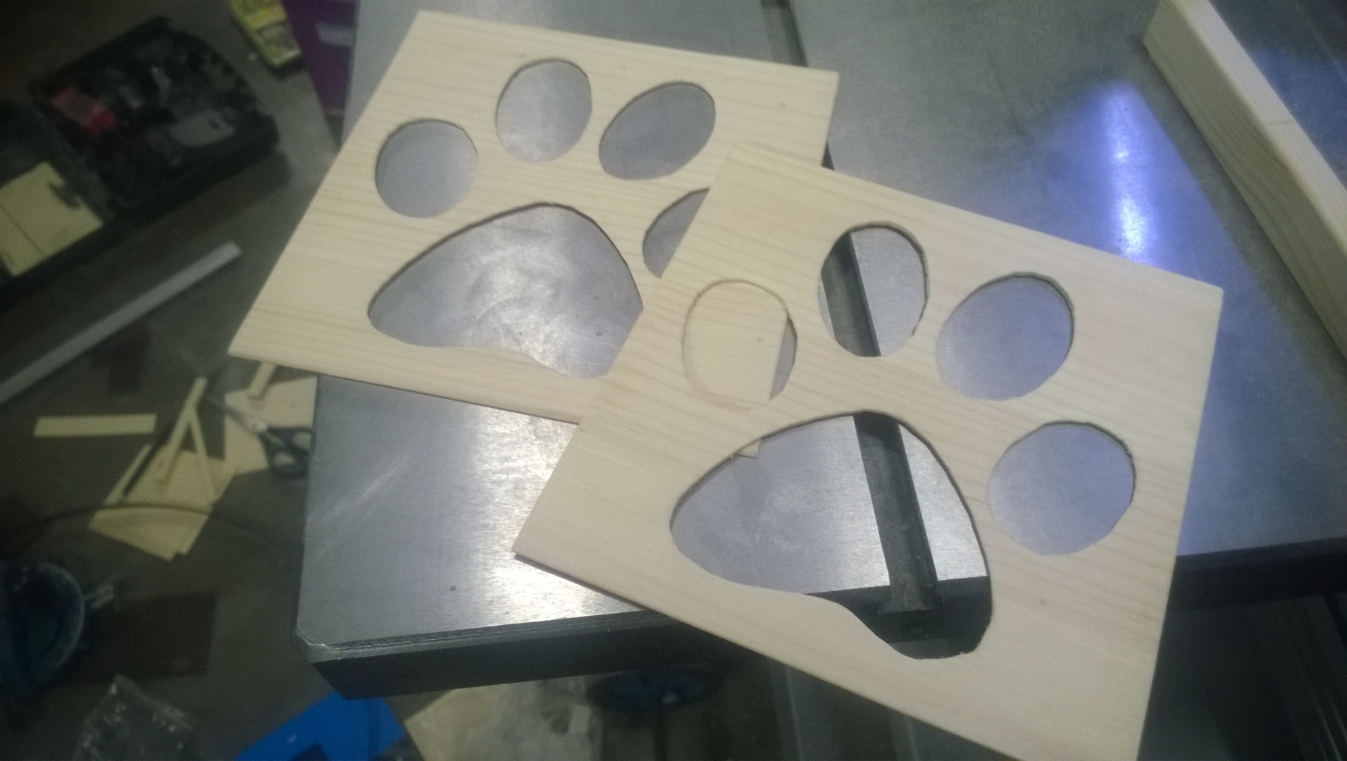 Picture of Making Flap Decorations