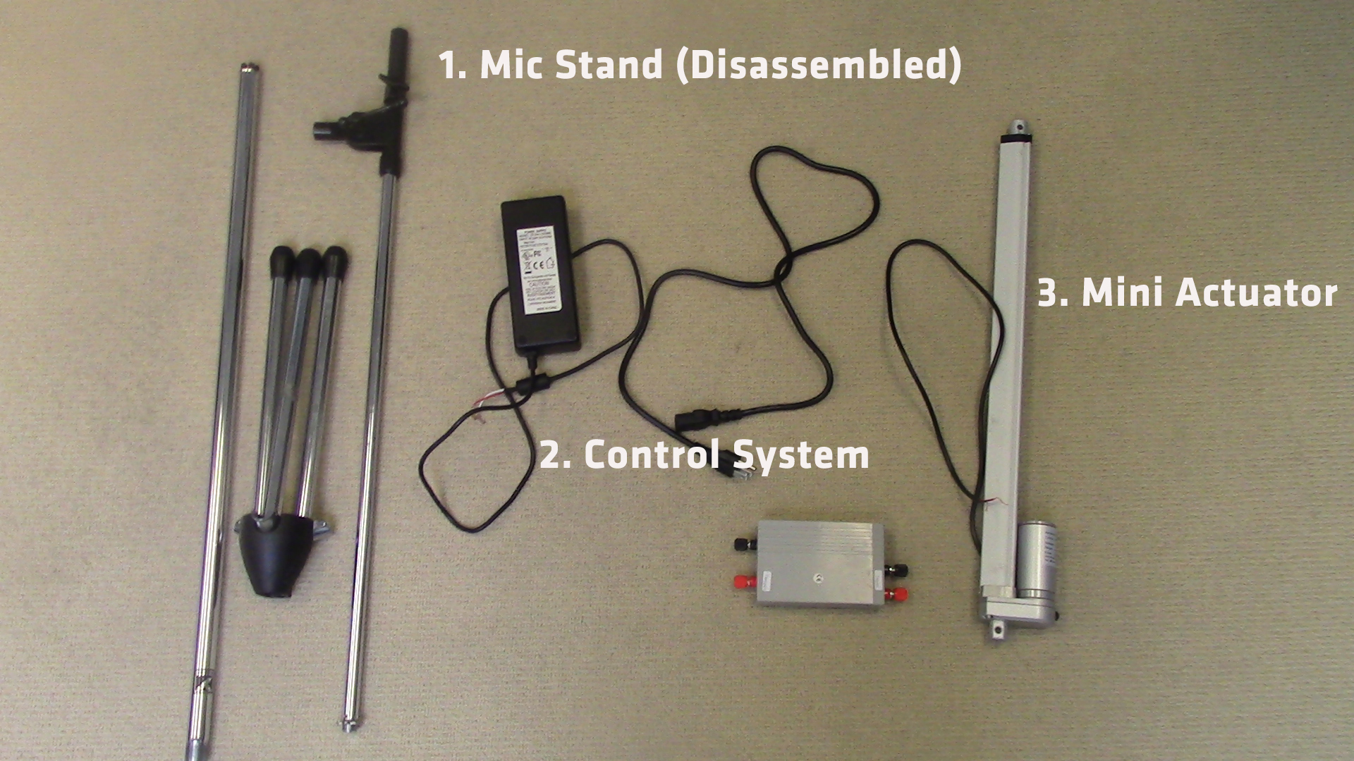 Picture of The Equipment
