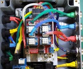 Raspberry Pi Alamode CNC Controller