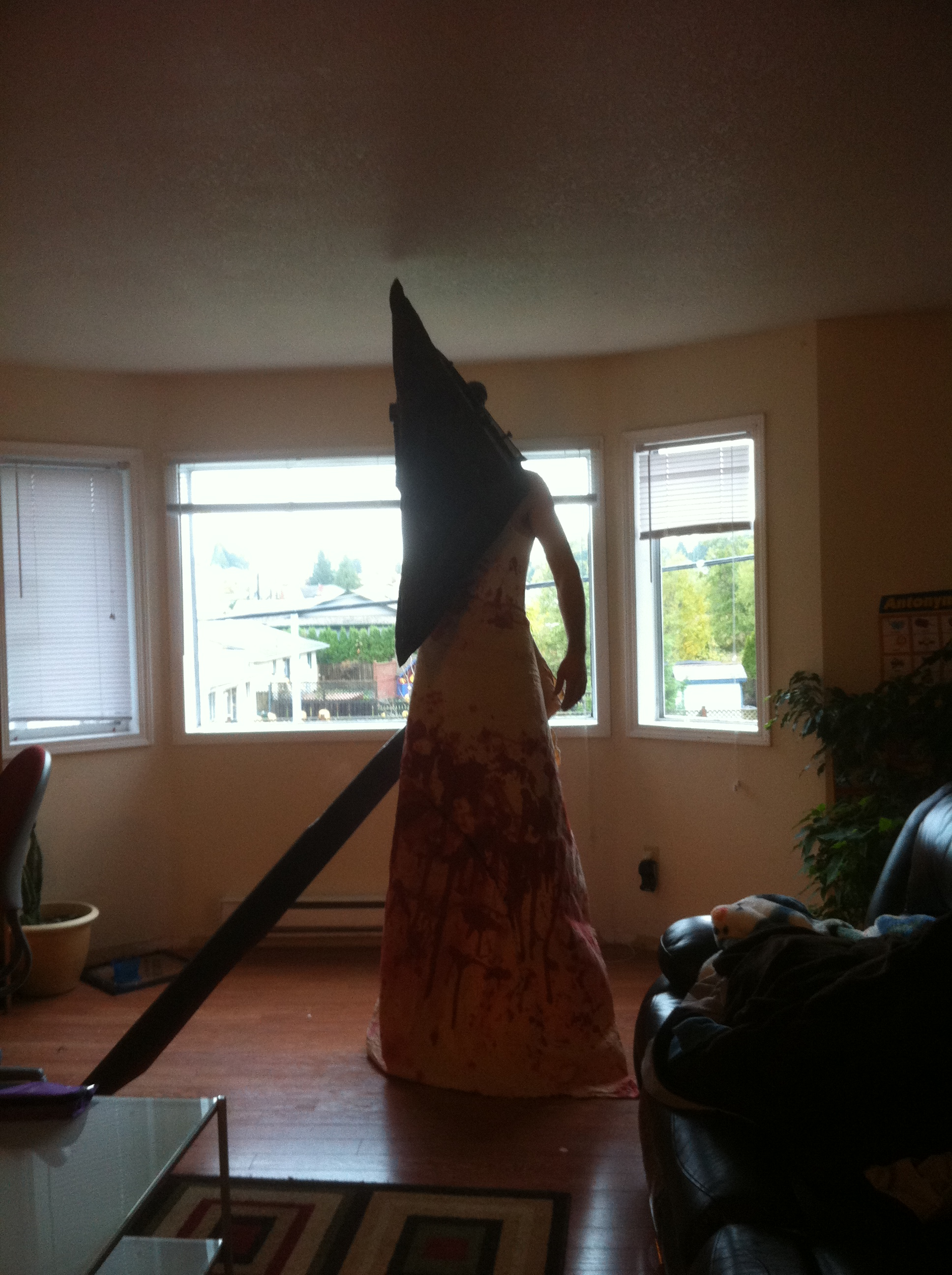 Picture of My Pyramid Head