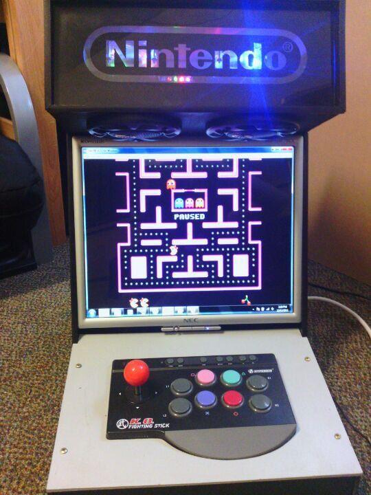 Picture of Arcade Machine