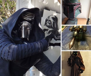 Star Wars: Favorite Costumes & Props