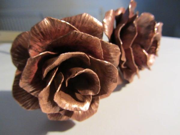 Copper Rose - an Everlasting Flower!