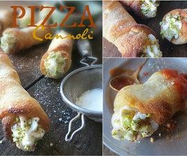 Pizza Cannoli