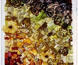 Fruit Glass Window