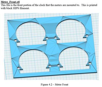 3D Printing - Meter_Front.stl