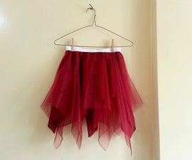 DIY Square Skirt