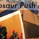Dinosaur Push Pins
