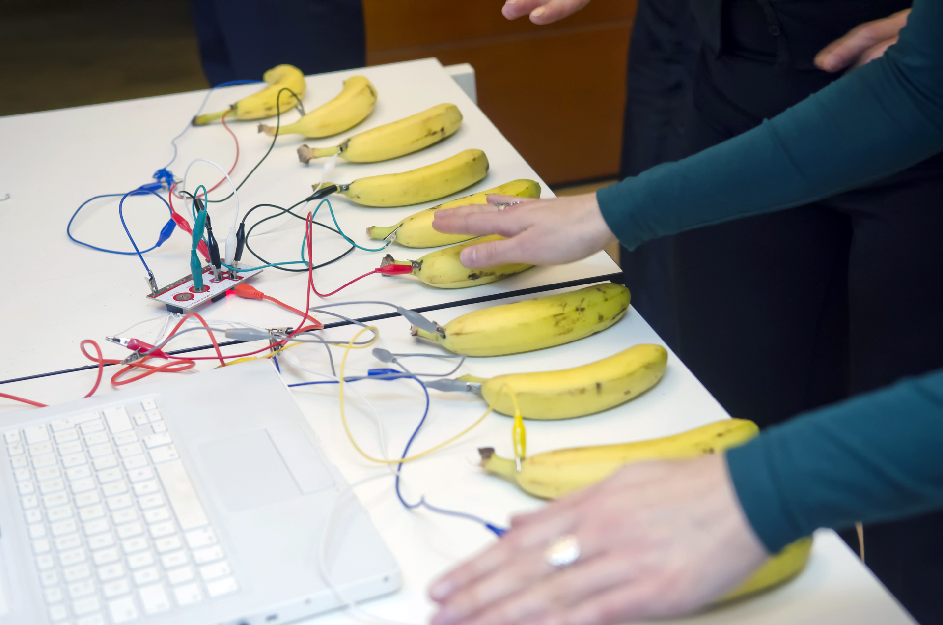 Picture of MaKey MaKey & Scratch