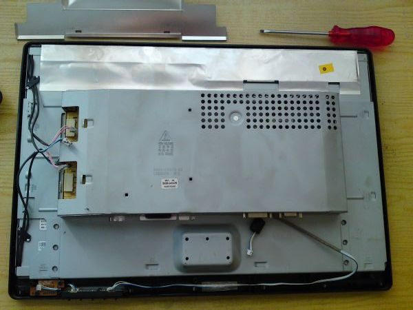 Picture of Disassembling LCD