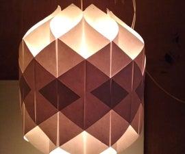 Paper Lamp for Diwali