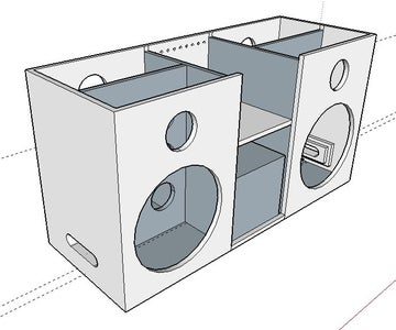 Build the Cabinet and Install the Electronics, a Step-by-step Guide