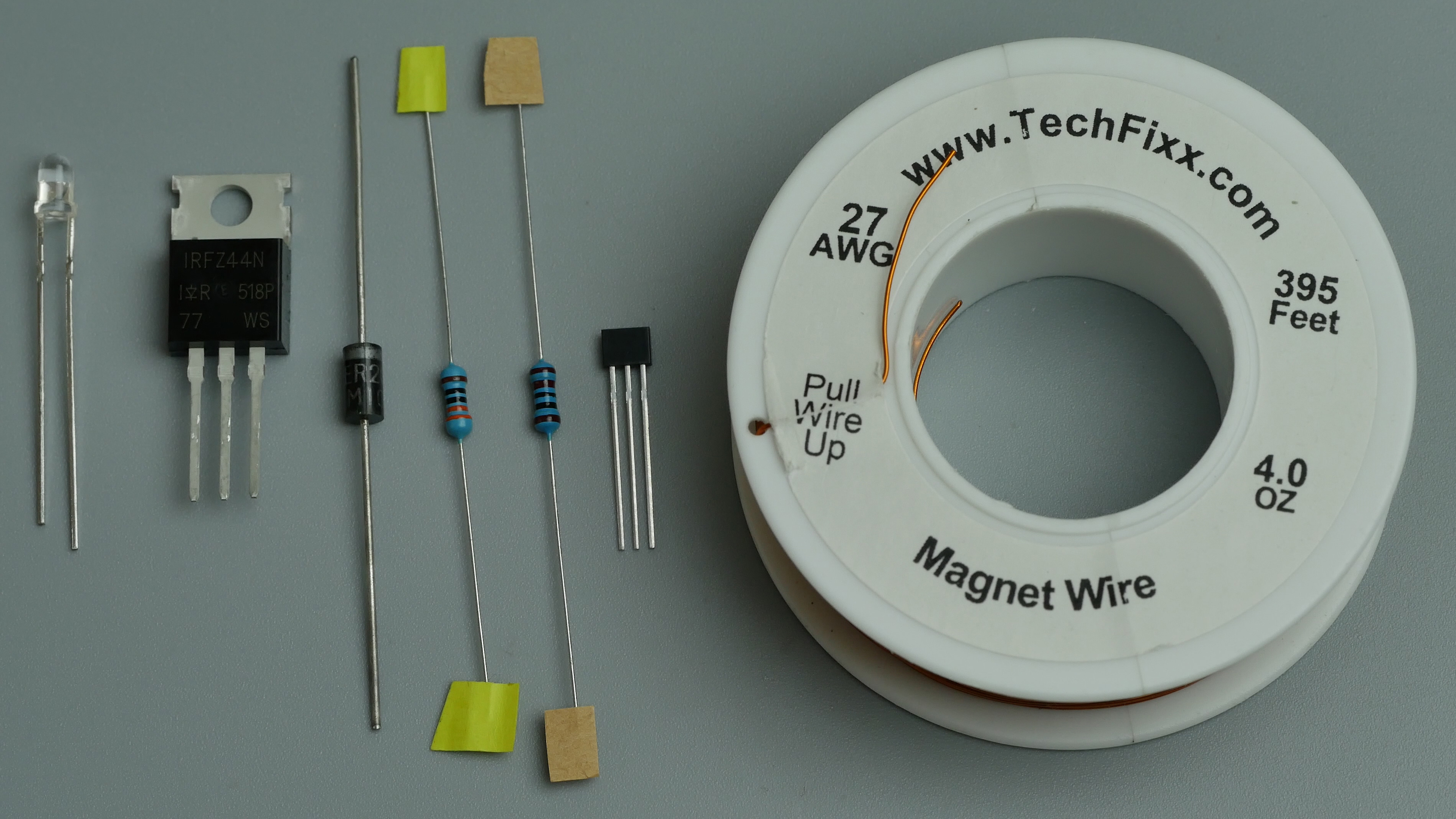 Picture of Devise Circuit